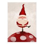 Papá Noel en hongo Comunicado Personal