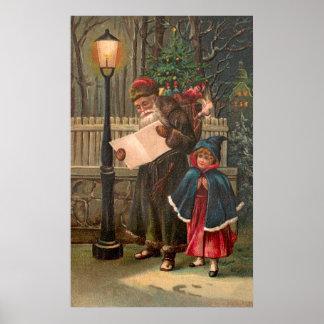 Papá Noel en su manera 3 Poster