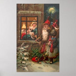 Papá Noel en su manera 4 Poster