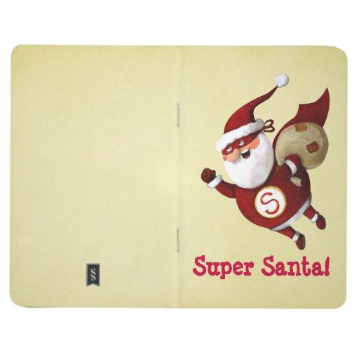 Papá Noel estupendo Cuadernos
