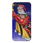 Papá Noel estupendo iPhone 5 Carcasas