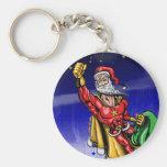Papá Noel estupendo Llavero Personalizado
