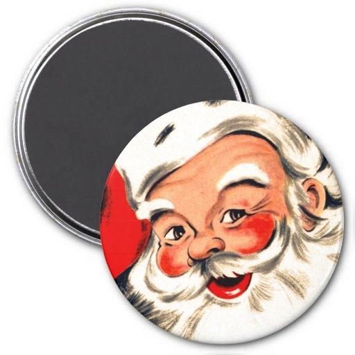 Papá Noel Iman De Frigorífico