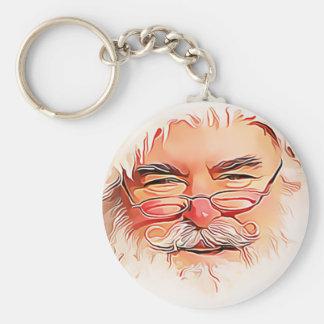 Papá Noel Llavero