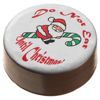 Papá Noel no come