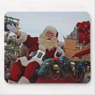 Papá Noel para el navidad Alfombrilla De Ratón
