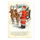 Papá Noel Postal