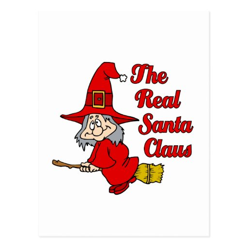 Papá Noel real Postal