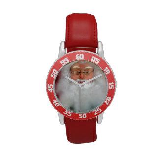 Papá Noel Relojes De Pulsera
