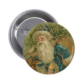 Papá Noel retro from 1900 Pin