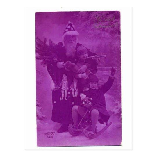 Papá Noel Tarjetas Postales