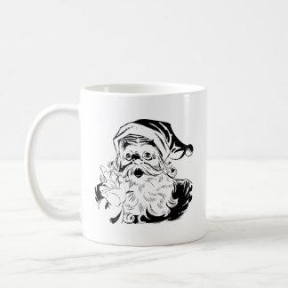 Papá Noel Taza De Café