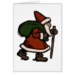 Papá Noel (trajes rojos) Felicitaciones
