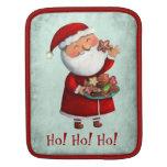 Papá Noel y galletas Manga De iPad