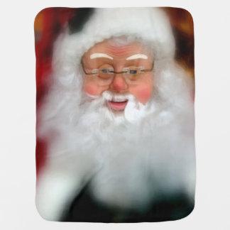 Papá Noel Manta De Bebé