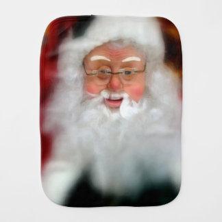 Papá Noel Paños De Bebé