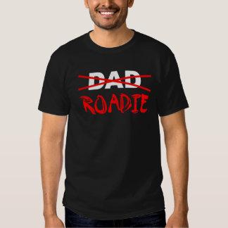 Papá o Roadie Remeras