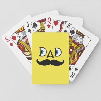 Papá Cartas De Juego