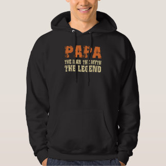 Papa (Orange-Beige) Hoody