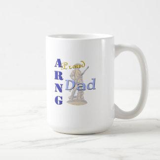 Papá orgulloso de ARNG Taza De Café
