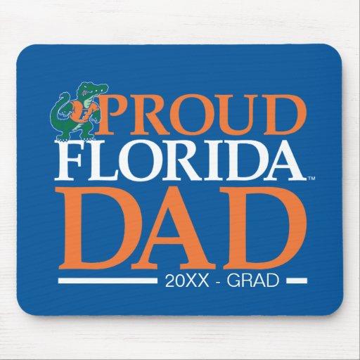 Papá orgulloso de la Florida Tapetes De Ratón