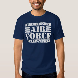Papá orgulloso de la fuerza aérea playera
