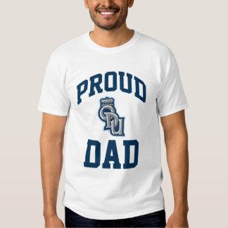 Papá orgulloso de ODU Polera