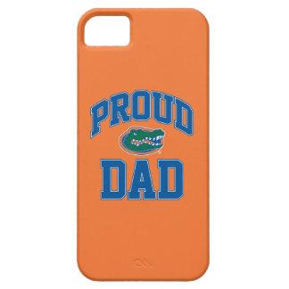 Papá orgulloso del cocodrilo funda para iPhone 5 barely there