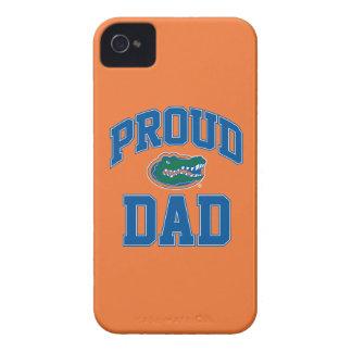 Papá orgulloso del cocodrilo iPhone 4 funda