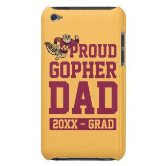 Papá orgulloso del Gopher con año de la clase Case-Mate iPod Touch Protector