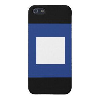 Papa (P) Signal Flag iPhone SE/5/5s Cover