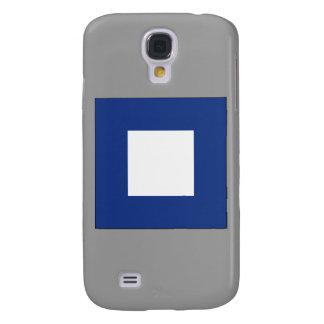 Papa (P) Signal Flag Samsung Galaxy S4 Case