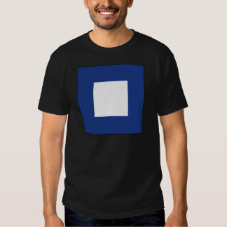 Papa (P) Signal Flag T Shirt