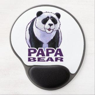 Papa Panda Bear Gel Mouse Pad