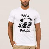 Papa Panda T-Shirt