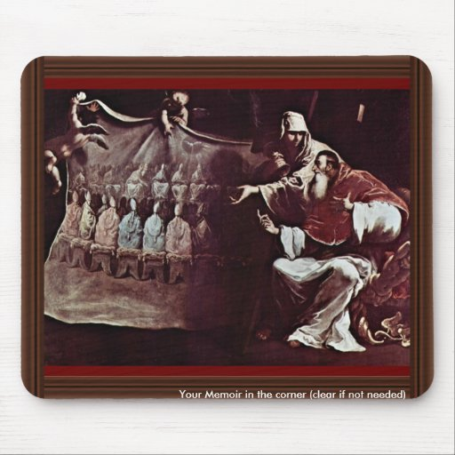 Papa Paul Iii. inspirado por la fe en el ecuménico Alfombrilla De Ratón