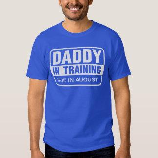 Papá personalizado en el entrenamiento polera