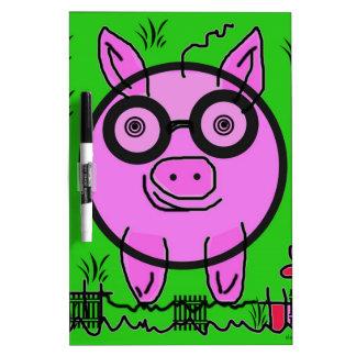 papa pig Dry-Erase whiteboards