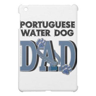 PAPÁ portugués del perro de agua
