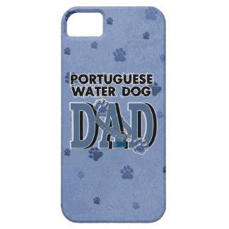 PAPÁ portugués del perro de agua iPhone 5 Carcasa