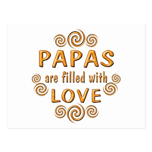 Papa Post Cards