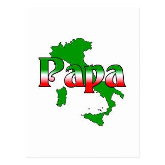 Papa Postcard