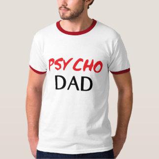 Papá psico playera