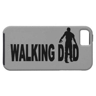 Papá que camina (zombi) funda para iPhone SE/5/5s
