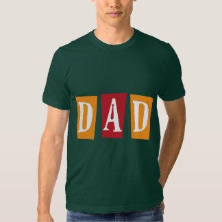 Papá retro remera