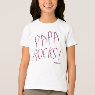Papa Rocks! T-shirt