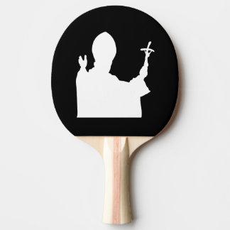 Papa Silhouette Pala De Tenis De Mesa