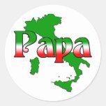 Papa Stickers