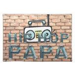 Papá SUPERIOR de Hip Hop Mantel