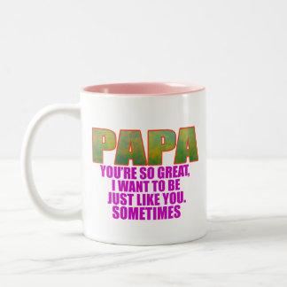 Papá Tazas De Café
